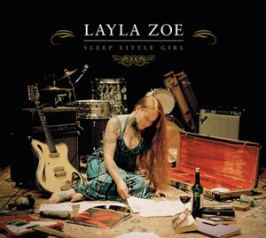 Layla Zoe-Sleep Little Girl