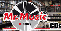 Mr Music CD & Ticket Shop Bonn