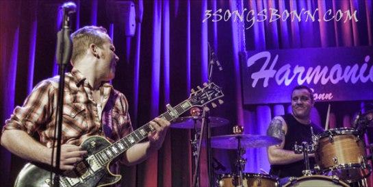 Nailing down the Bonham sound with Jimmy Bowskill