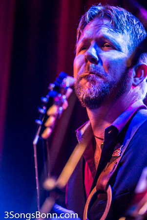 chip off the family musical block - Devon Allman