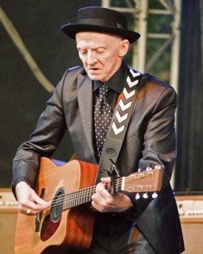 Philip Chevron in Cologne last year