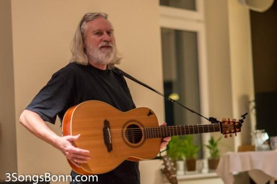 Gerd Schinkel - Singer/Songwriter/Storyteller