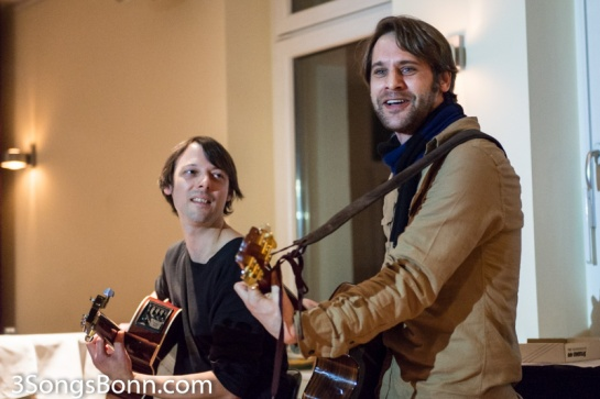 Daniel & John -Positano