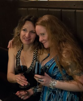 Queens of the Blues relax - Layla with Ana Popovic