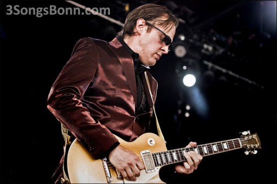 The legendary Joe Bonamassa