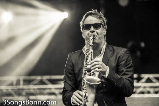 Max the Sax aka Markus Ecklmayr