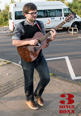 Richard Limbert -Troubador