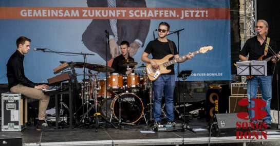 Blues in Münsterplatz