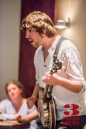 The Gary Moore of the Banjo? Dan Walsh means business