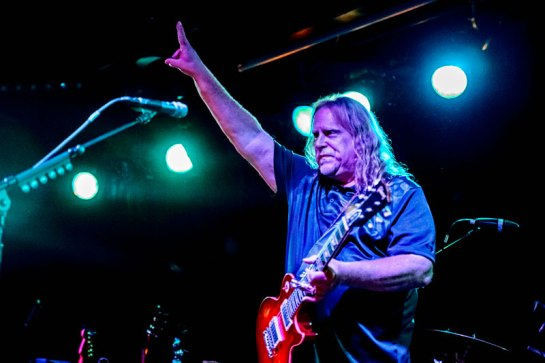 One more - Warren Haynes in Cologne