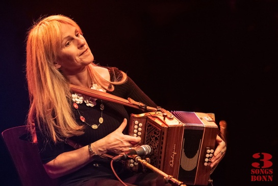 Sharon Shannon – From County Clare to Endenich | 3 songs bonn
